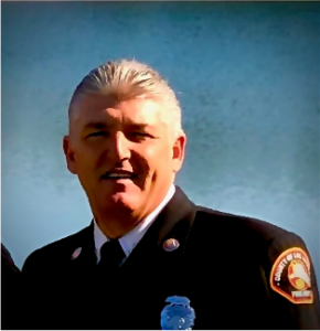 Scott Ross, Fire Captain, Los Angeles County Fire Department, PSPSA Director At-Large