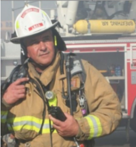 David Picone, Battalion Chief, Health and Safety Officer, San Diego Fire Department